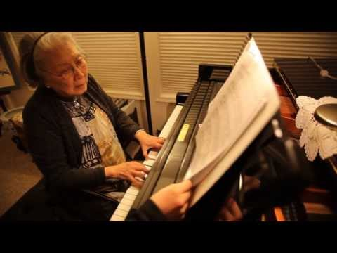 Best 84-Year-Old Piano Player in the World