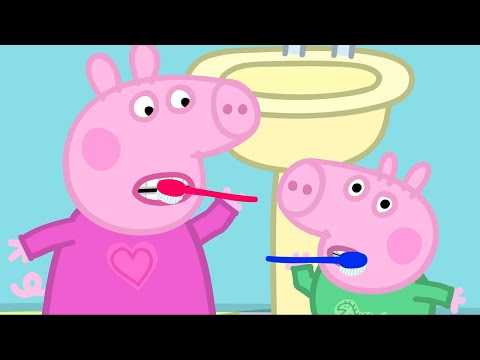Peppa Pig English Episodes - Best Moments from  Season 1 - 1 HOUR - #066