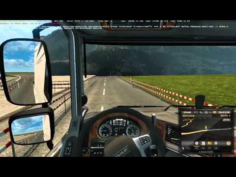 trường dạy lái thi B2 bằng xe đầu kéo  ets2