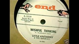 Wishful Thinking - Little Anthony Imperials 78 rpm!