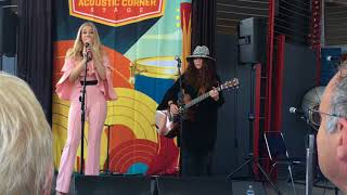 Easy on Me by Emily Brooke (CMA Fest 2018)