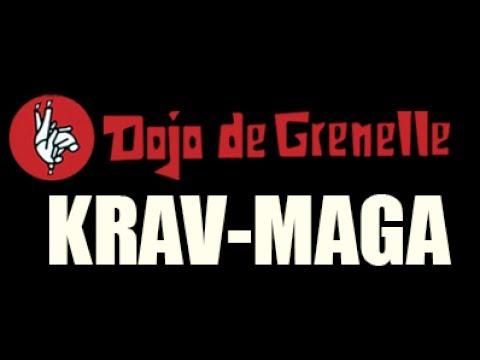 Cours Krav Maga Paris - Dojo de Grenelle - Alain Formaggio