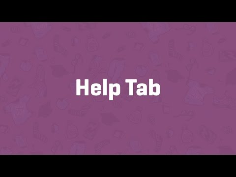 Help Tab - WooCommerce Guided Tour