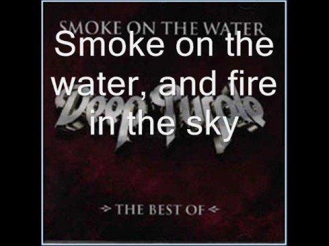 Iron Maiden-We Will Rock You&Smoke On The Water(LIVE&lyrics)