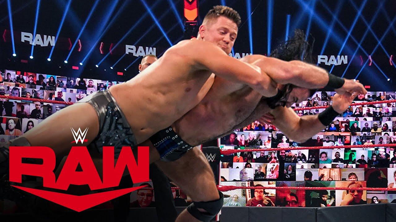 Drew McIntyre & Sheamus vs. The Miz & John Morrison: Raw, Nov. 30, 2020