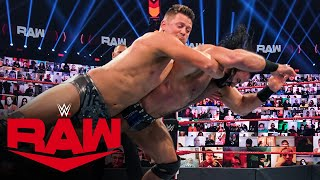 Drew McIntyre & Sheamus vs. The Miz & John Morrison: Raw, Nov. 30, 2020