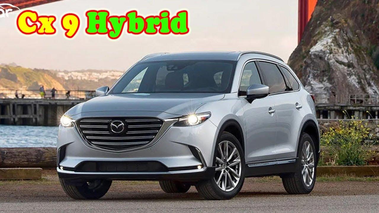 Mazda Cx 9 2021 Release Date Redesign