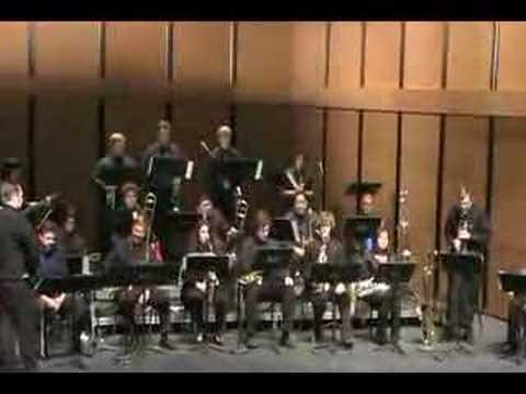 Moorpark College Studio Jazz Band-Wrong Highway Blues