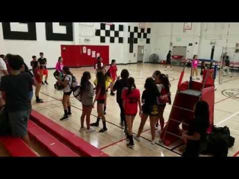 2019 Garden Grove High School Volleyball Team