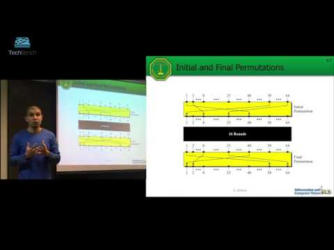 Dr. Sami Zhioua, ICS 444: Lecture 02: Data Encryption Standard (DES)