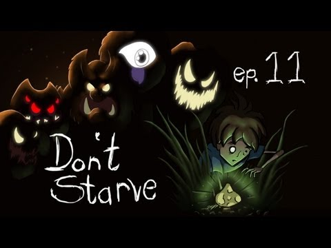 Don't Starve - Part 11 - Bee boxes and Honey Ham!