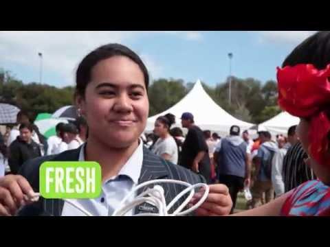 Fresh Episode 12 - Polyfest 2015 Tonga Stage