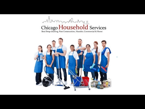 Angies List best home cleaning post construction deep cleaning experts Chicago