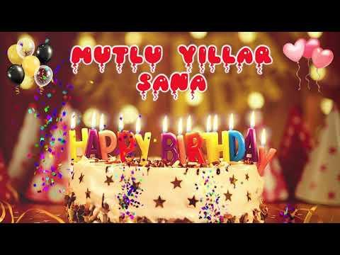 İyi ki doğdun Mutlu Yıllar Sana - isme özel doğum günü şarkısı indir