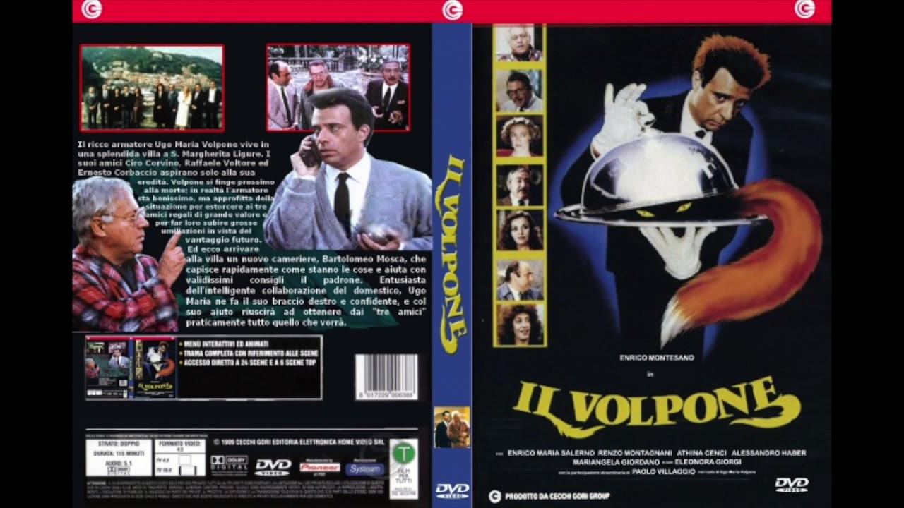 Fabio Liberatori - Thema del Volpone (Il volpone film) soundtrack, Paolo Villaggio