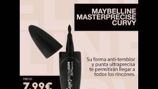ClarelCollection: Maybelline Masterprecise Curvy