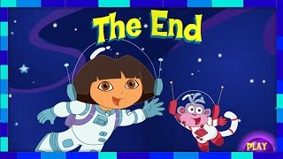 Dora And Boots Space Adventure Games - Doras Purple Planet Adventure