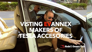 A Visit with EVAnnex | Model 3 Owners Club