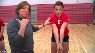 Learning to Pass with Utah Volleyball