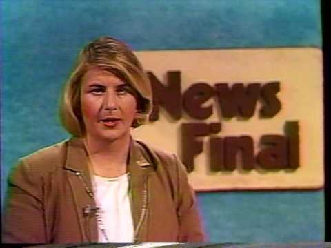 WVTV TV 18 - News Final/Lord's Prayer/Sign Off/Nat'l Anthem [22 min 58 sec] (July 29 1984)