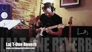 Laj T-Luxe Reverb Custom Amplifier - By Jose Luis Miralles