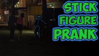 Stick Figure Prank