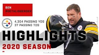 Ben roethlisberger finished this season with 4,304 passing yards and 37 touchdowns.subscribe to nfl: http://j.mp/1l0bvbucheck out our other channels:...