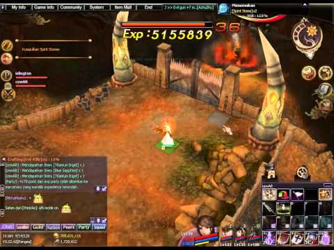 Atlantica Online - (139)TBS Into the Spirit Realm Squad Mode