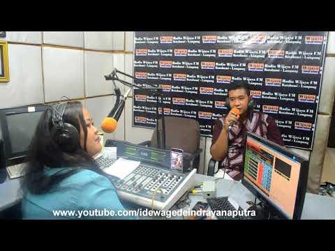 WAWANCARA IQBAL JUARA LIGA DANGDUT INDONESIA WAKIL LAMPUNG EXLUSIVE DI RADIO WIJAYA KOTABUMI