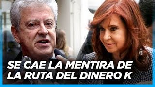 Falta de mérito para CFK. Beraldi: