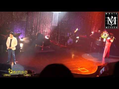 DULCE & DAVID EZRA - Kahit Na/Ikaw Ang Lahat Sa Akin (DULCE The Timeless Diva Concert!)