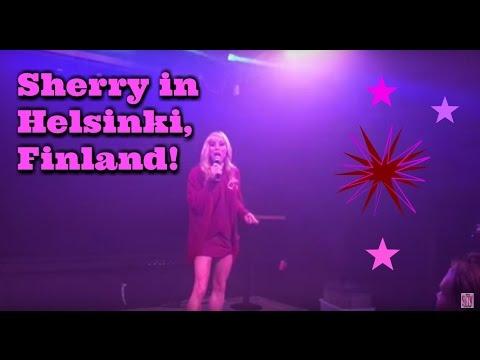 Sherry in Helsinki, Finland!