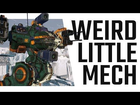 What a weird little Mech. The Osiris OSR-1P - Mechwarrior Online The Daily Dose #483