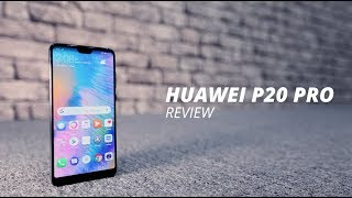 Huawei P20 Pro Review: The Best Camera Phone Ever?