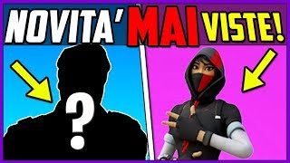 IN ARRIVO IKONIK FEMMINILE!! THE BUS DRIVER'S SKIN?! - Tips ForFortnite