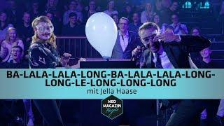 Ba-Lala-Lala-Long-Ba-Lala-Lala-Long-Long-Le-Long-Long-Long mit Jella Haase | NEO MAGAZIN ROYALE