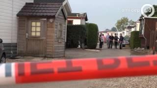 Twee doden in uitgebrande stacaravan Appeltern