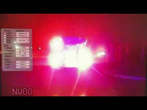 Mark - Watch! Bluffton Officer Pulls Woman from Sinking SUV