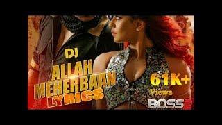 Allah Meherbaan DJ Jeet Song (Boss 2) J.B.L mix