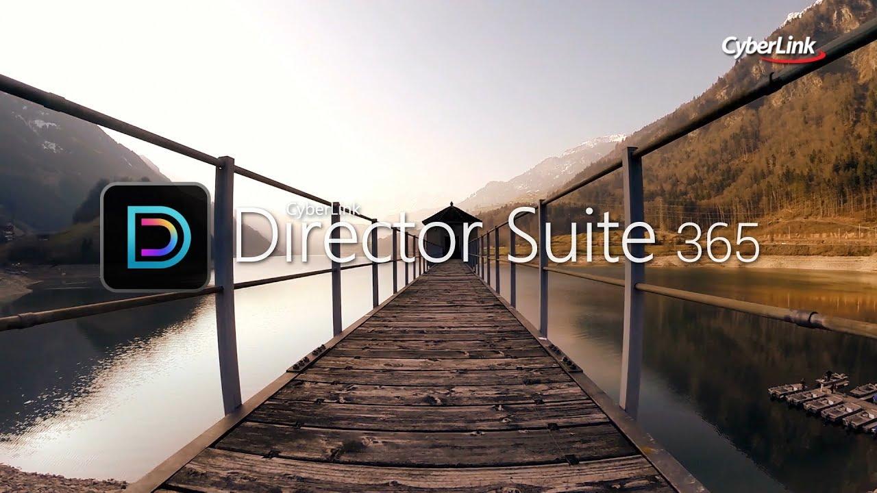 cyberlink director suite 365 full