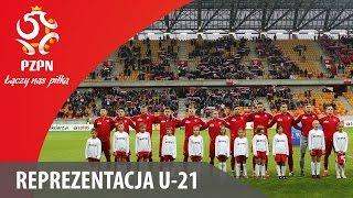 U-21: Skrót meczu Polska - Rumunia 0:0