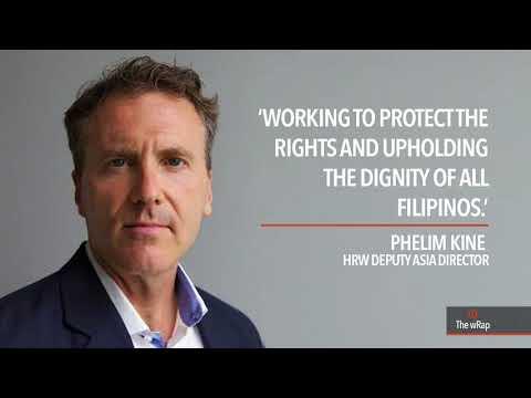 HRW to Duterte: Retract threat vs human rights advocates