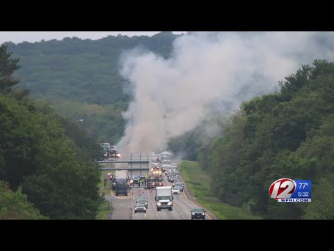 Mansfield Truck Crash Still Under Investigation