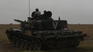 US troops on deployment in Romania, B-Roll