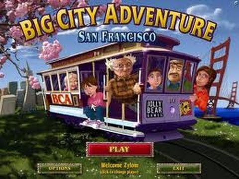 تحميل لعبة Big City Adventure Games
