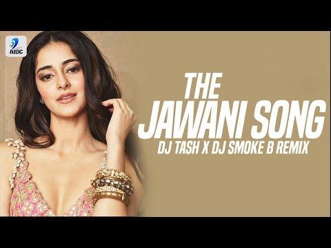 The Jawaani Song (Remix) | DJ Tash & DJ Smoke B | Tiger Shroff | Tara Sutaria | Ananya Panday