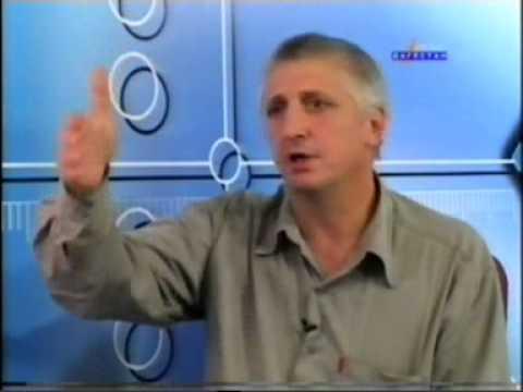 Махачкала, РГВК, 2003 год, интервью Айдамира Айдамирова. Ведущий Заур Газиев.