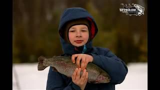 vip-prud.com Рыбалка зимой.Платные пруды.Ловля форели.Платники.