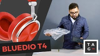 Bluedio T4 - Budget headphones with powerful bass in Pakistan