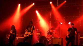 Red Sparowes - The Great Leap Forward... clip (Live @ Ilosaarirock 17.7.11)